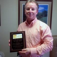 North Carolina-South Carolina Land REALTOR of the Year for 2013