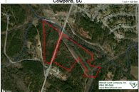 37.06 Acres On Cannons Campground Road in Spartanburg District 3