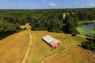 68 Acre Farm With House And Ponds
