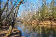 9 Acre Riverfront Tract In Upscale Residential Subdivision
