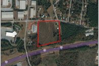 13.43+/- Acre Commercial/Industrial Development Site Close To BMW And Inland Port