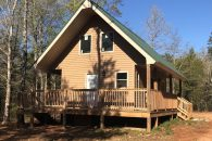 41 Acres With Secluded Cabin Near Scenic Broad River