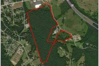 119 Acres Of Development Property In Landrum SC at 1712 Hwy 14 E, Landrum, SC 29356, USA for 30000