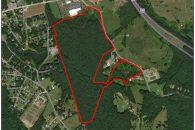 119 Acres Of Development Property In Landrum SC