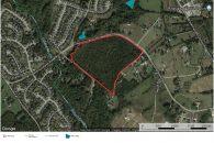 34 Acre Residential Development Site Near Greer
