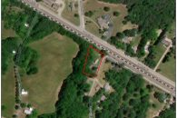 1+/- Acre Unrestricted Mobile Home Lot With Building