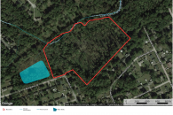 19.46 Acre Residential Development Tract In District 2