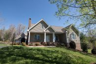 Beautiful Upstate Home on 11+/- Manicured Acres with Pond