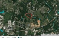 20 Acre Commercial Site Near Duncan In Opportunity Zone