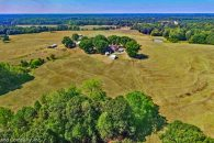 581 Acre Working Cattle Farm in Union County