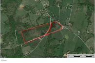 50+/- Acres With Over 5,000 ft of Road Frontage