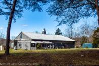 10 Acre Farm in Landrum with Living Quarters